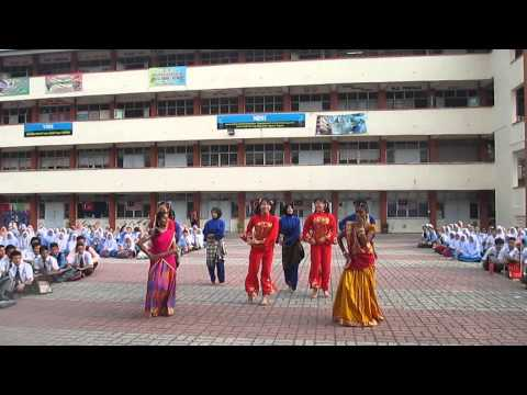 A lively 1 Malaysia Dance (30.08.15)