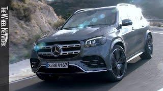 2020 Mercedes-Benz GLS AMG Line | Driving, Interior, Exterior