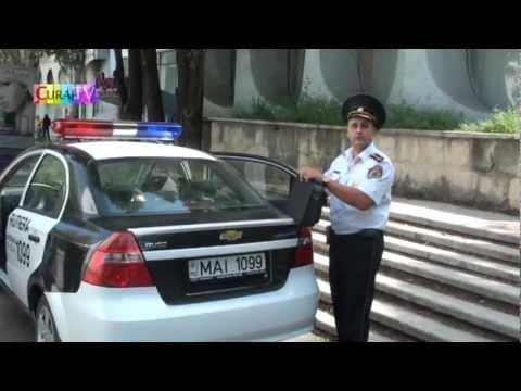 Politia rutieră nu cruţă pe nimeni