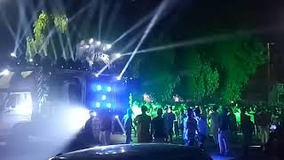 DJ natraj Vs DJ milan full compitition road show