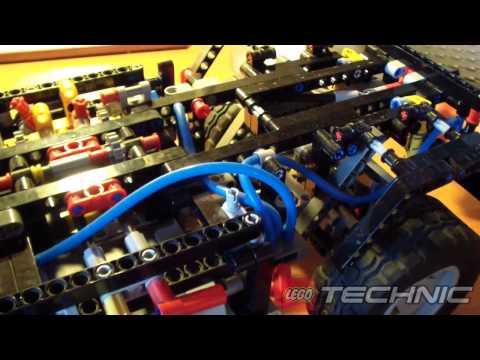 Лего Унимог 8110 модель В