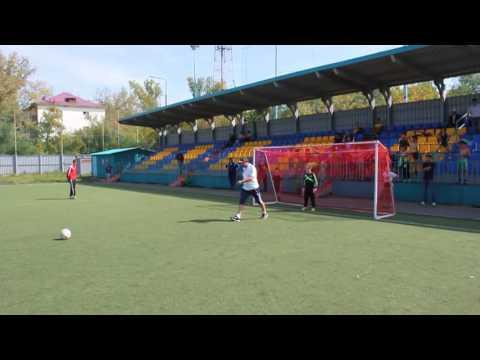 Послематчевая серия в финале Кубка Алтая-2005 по футболу
