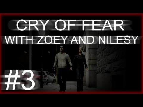 Cry of Fear with Zoey and Nilesy: Boo Bees!
