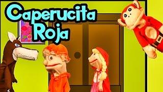 El Cuento de la  Caperucita Roja y el Lobo Feroz con el El Mono Sílabo