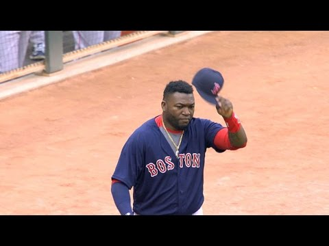 Twins past and present are on hand to honor David Ortiz, including a gift of peanut butter with an interesting backstory Check out http://m.mlb.com/video for our full archive of videos, and...