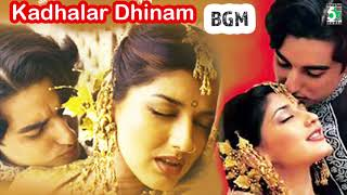 Kadhalar Dhinam Super Hit Best Lover BGM | A.R.Rahman