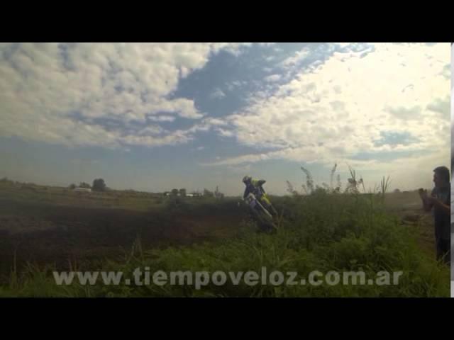 Entrenamiento en Los Peraltes - Tiempo Veloz