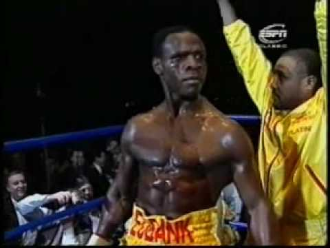 Graciano Rocchigiani vs Chris Eubank: Ring Entrance