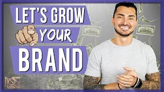 Welcome To My Channel. Here's EXACTLY How to Build Your Brand.