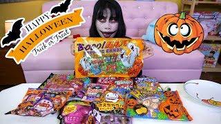 Ăn Thử Bánh Kẹo Halloween