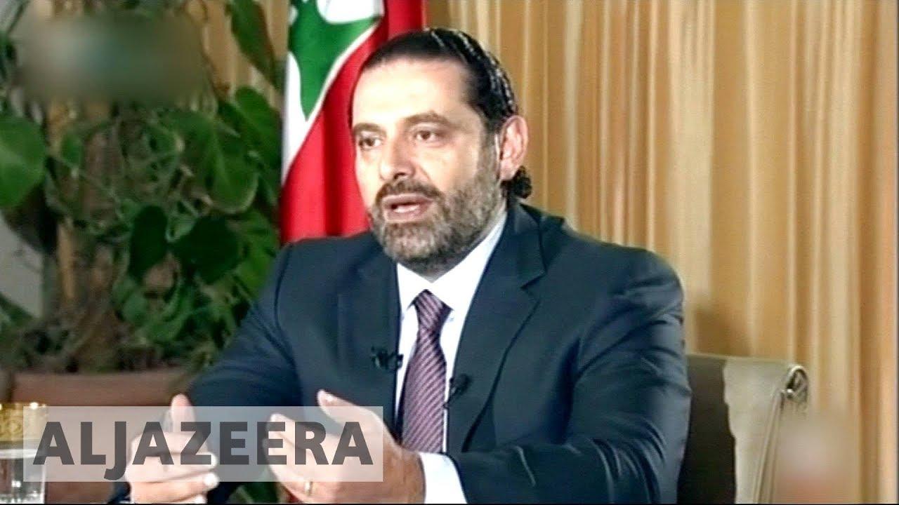 Hariri breaks silence: 'I am free in Saudi Arabia'