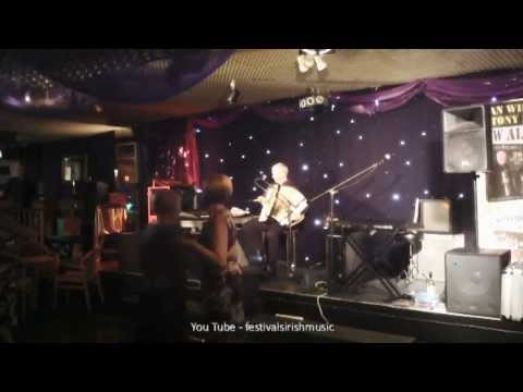 Michael Coyne at the Sean Wilson and Tony Mac music weekend October 2013