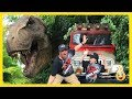 Jurassic Park T-Rex GIANT LIFE SIZE DINOSAURS Islands of Adve...