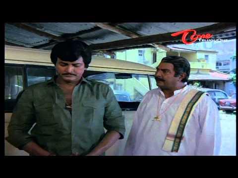 Hilarious Scene Between Kiakala Satyanarayana - Mohan Babu