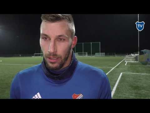 Michal Bárta po čtyřech letech opět v Baníku