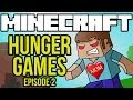 minecraft: hunger games - episode 2 - diamond fail w/ matt's mom  Picture