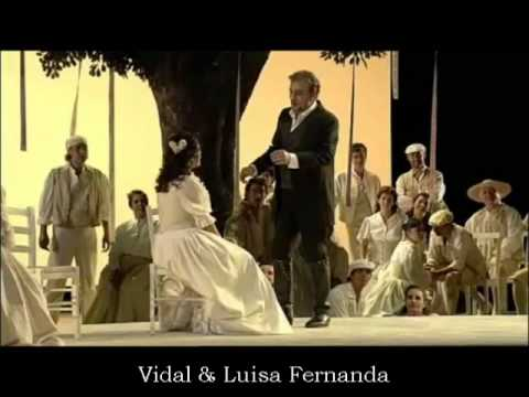 FGO presents Placido Domingo in Luisa Fernanda - One-Night Gala Performance