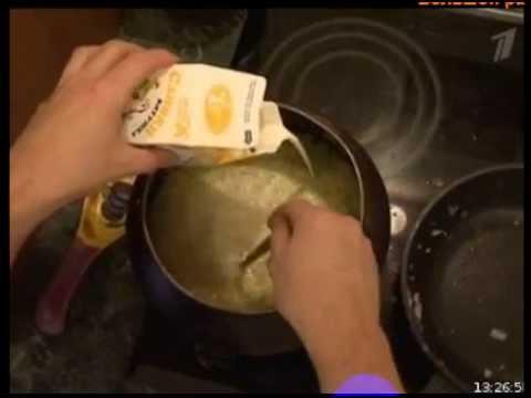 Луковый суп для похудения.