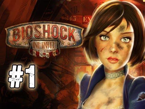 Bioshock Infinite Walkthrough - Part 1 Welcome to Columbia Ultra Let's Play Commentary
