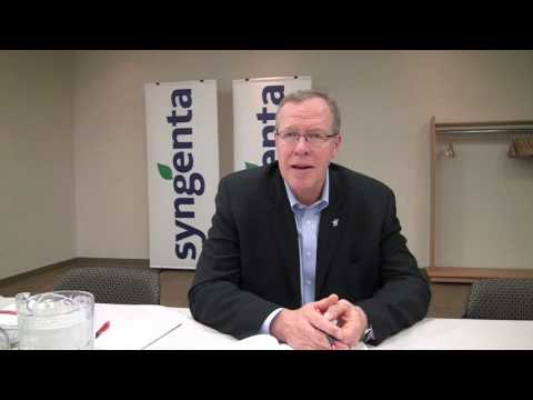 ISF 2010 World Seed Congress is hosted by Canada  - Dave Sippell, Syngenta Seeds Canada