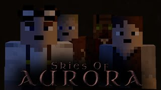 Skies of Aurora Trailer (Minecraft Motion Picture)