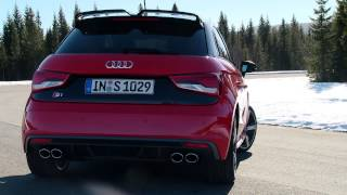 2015 Audi S1 and Audi S1 Sportback quattro test review - Autogefühl