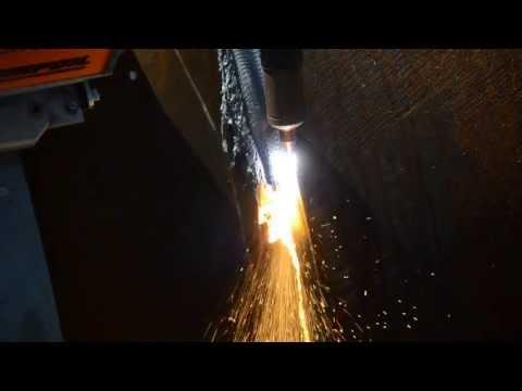 Строжка угольным электродом
