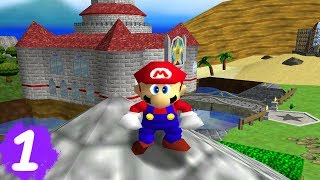 Touch Fuzzy Get Dizzy | Super Mario 64 Last Impact | 1