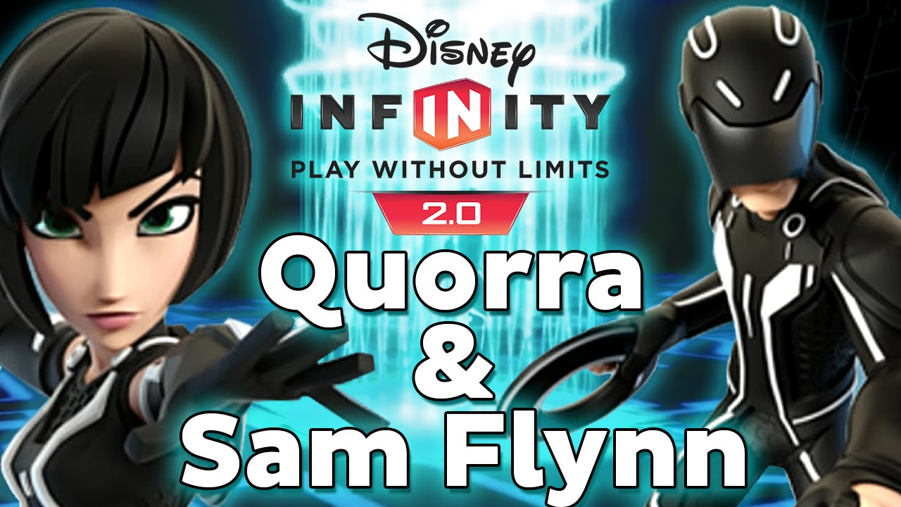 New Upcoming Disney Infinity Characters Disney Infinity 2.0 New Tron