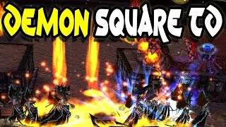 Warcraft 3 | Custom | Demon Square TD