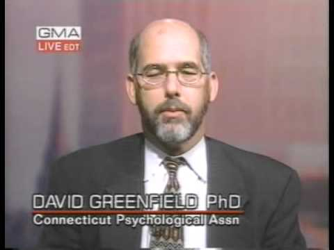 Dr David Greenfield on Good Morning America 1999 on Internet Addiction