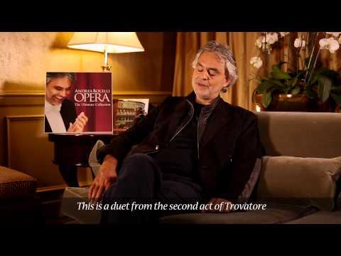Andrea Bocelli - Mal Reggendo All