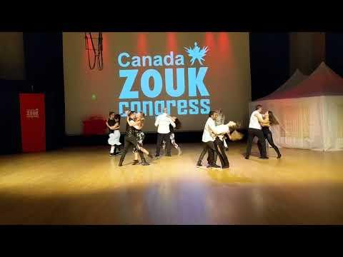CZC18 Performance by Seattle Zouk Group ~ Zouk Soul