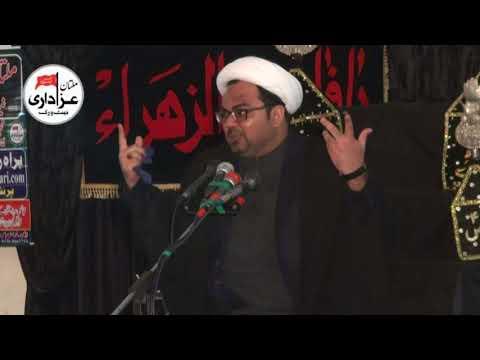 Maulana Muhammad Raza Dawoodani   Majlis 24 Feb 2018   Imam Bargah Haideria Gulghast Multan  
