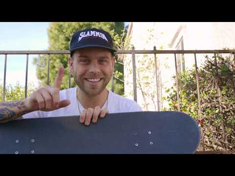 Setting Up Your Skateboard l Helpful Tips