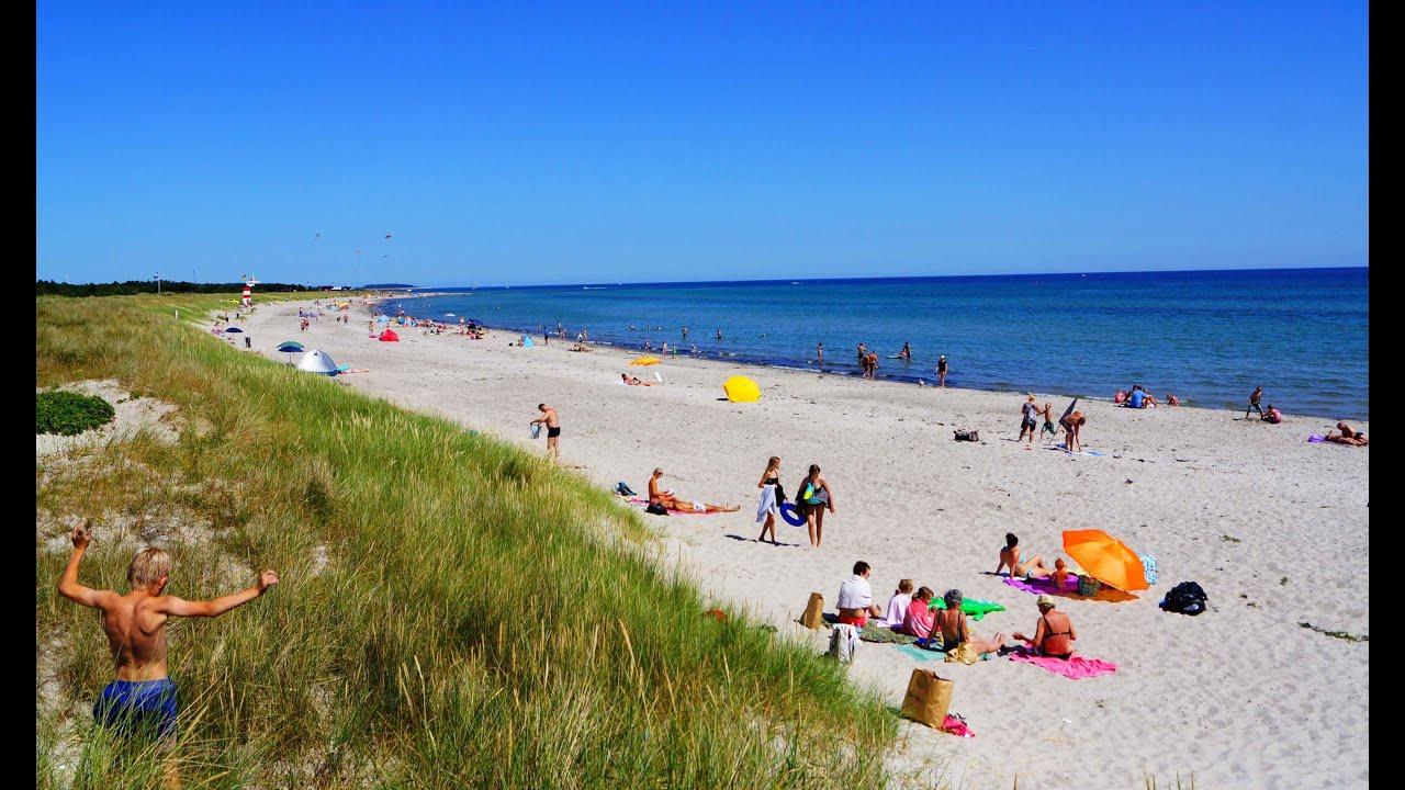 Top Graded Grenaa Beach/ Denmark - Djursland/ - YouTube