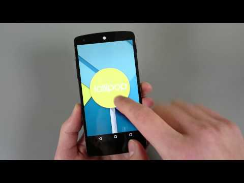 """Android 5.0 """"Lollipop"""" Easter Egg is a Flappy Bird Clone"""