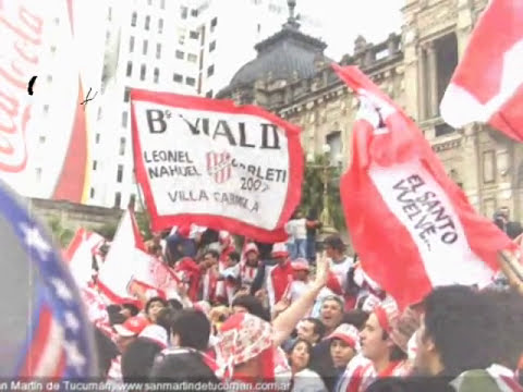www.tucumanalas7.com.ar : Centenario San Martín de Tucumán (Video Homenaje)