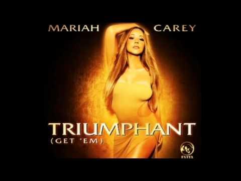 Mariah Carey -special message- Triumphant premiere @ Evita, Dickan