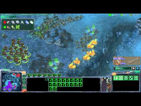 SC2 HD #119 PsY[Z] vs Fayth[T] Video
