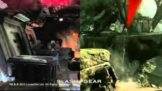 Star Wars 1313 vs Uncharted 4