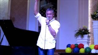 Dolphy Jr.'s life testimony at Bacolod Evangelical Church 11/18/16