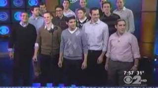 The Yeshiva Maccabeats Perform Live On TV
