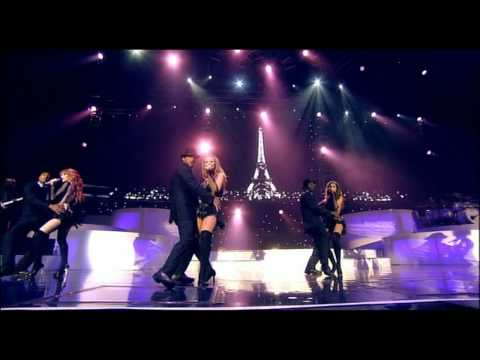 Girls Aloud - Can't Speak French - HD [Tangled Up Tour DVD]