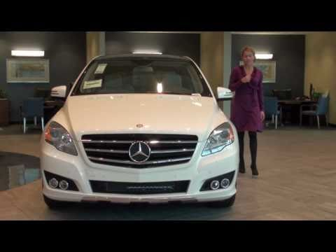 Emily Reviews the 2011 R350 4MATIC