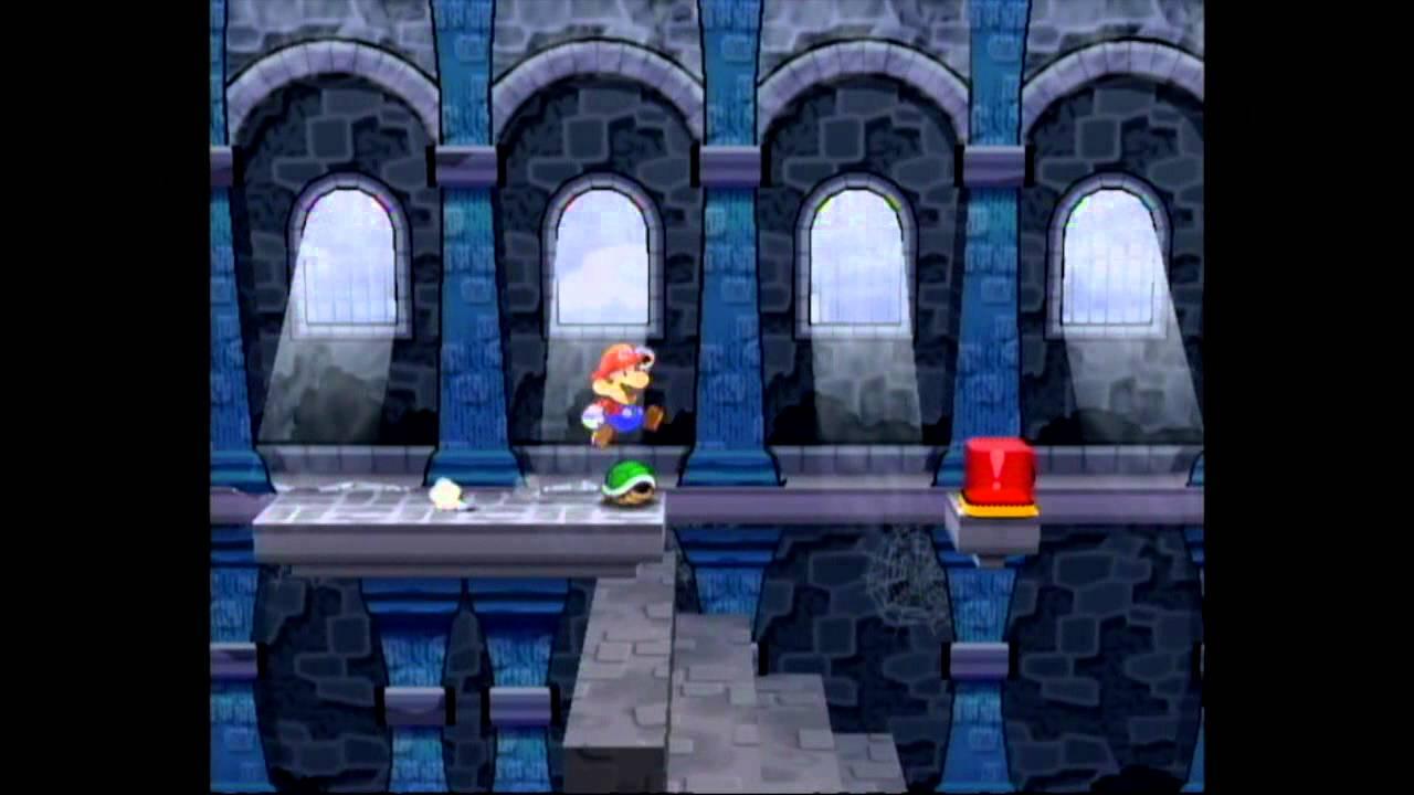 WAP Games: Let's Play Paper Mario: The Thousand-Year Door, Ep. 8 ...
