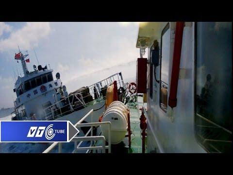 Trung Quốc Thừa Nhận Tấn Công Tàu Việt Nam | Vtc video
