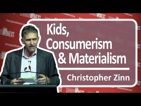 Kids, Consumerism & Materialism