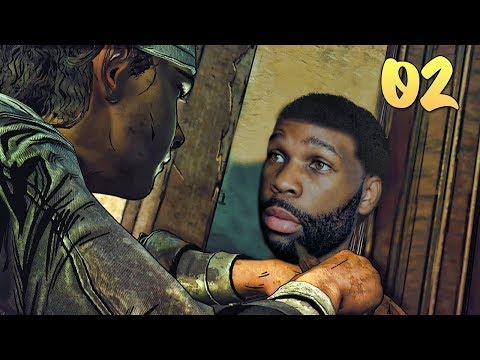 The Walking Dead Season 4 Gameplay Walkthrough Episode 1 Part 2 | Y'ALL COUSIN IS HERE AGAIN