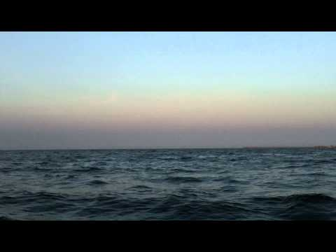 Kayak Fishing Raritan Bay for Stripers 3-17-12 St Patricks Day!
